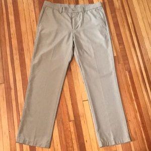 Men's Haggar straight fit dress pants